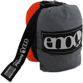 ENO Double Nest Hamac, orange/grey